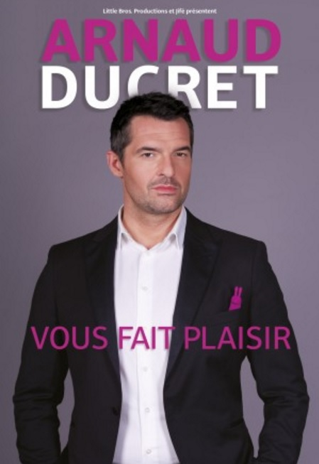 BAU agenda Arnaud Ducret