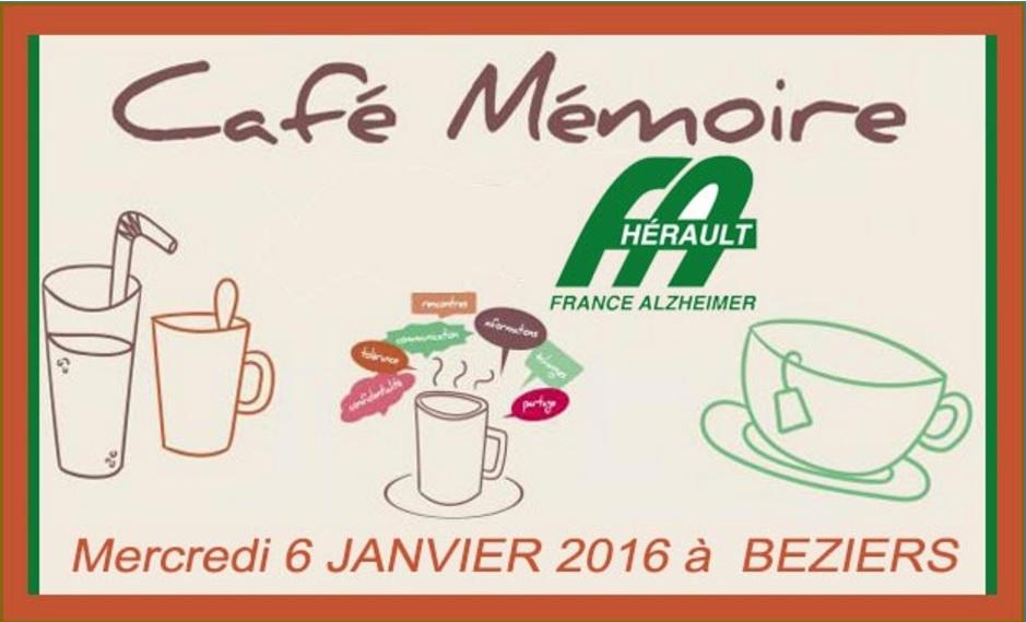 BAU agenda Café Mémoire