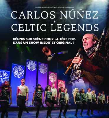 BAU agenda Carlos Nunez Celtic Legends Mars 2016