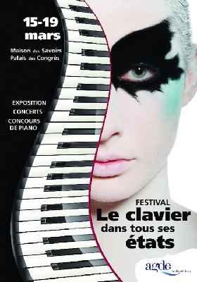 BAU agenda Festival clavier Mars 2016