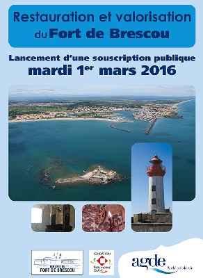 BAU agenda Fort de Brescou Mars 2016