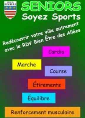 BAU agenda Séniors soyez sports